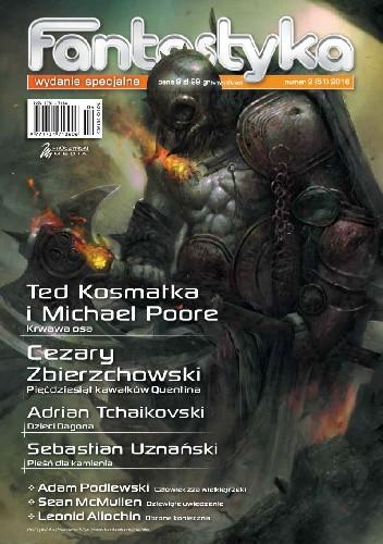 Okładka książki Fantastyka Wydanie Specjalne 02/16 (51)