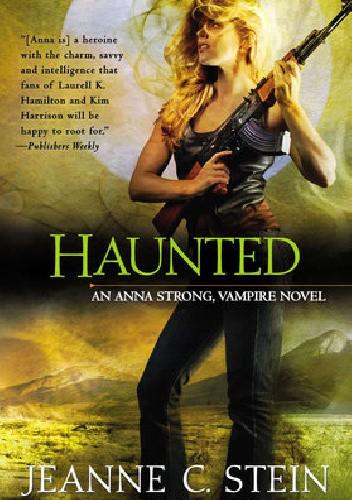 Okładka książki Haunted