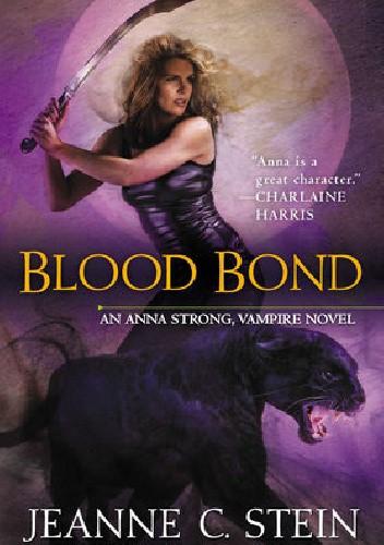 Okładka książki Blood Bond