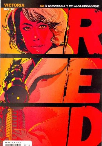 Okładka książki Red: Victoria
