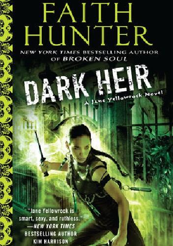 Okładka książki Dark Heir