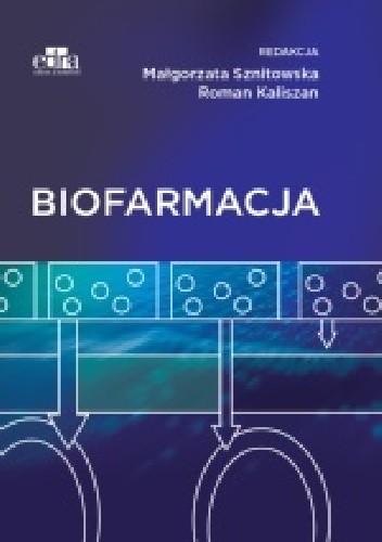 Okładka książki Biofarmacja