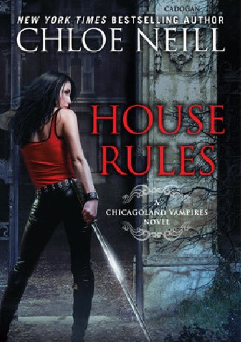 Okładka książki House Rules