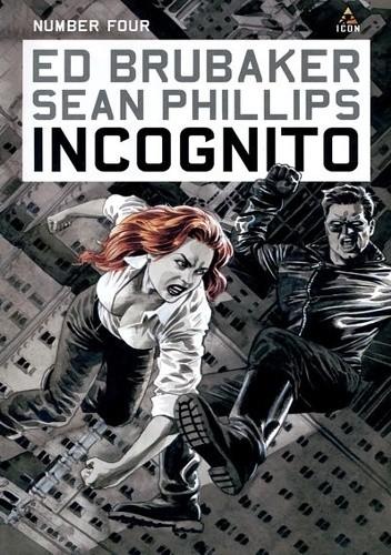 Okładka książki Incognito #4
