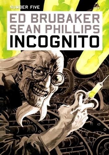 Okładka książki Incognito #5