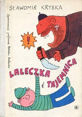 Okładka książki Laleczka i tajemnica