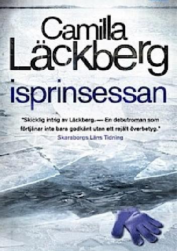 Okładka książki Isprinsessan