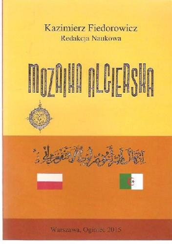 Okładka książki Mozaika algierska