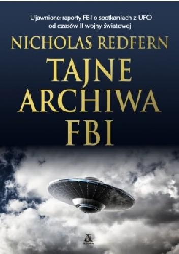 Okładka książki Tajne archiwa FBI