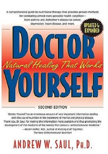 Okładka książki Doctor Yourself. Natural Healing That Works