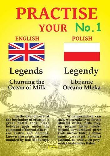 Okładka książki Practise Your English - Polish. No.1 - Legends