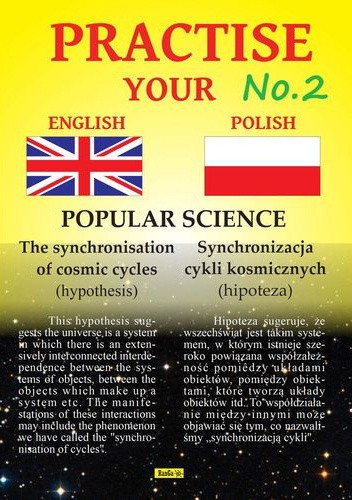 Okładka książki Practise Your English - Polish. No.2 - Popular Science