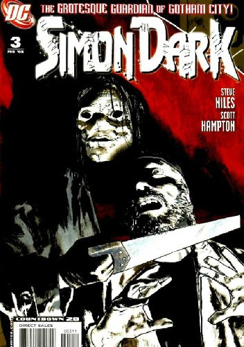 Okładka książki Simon Dark #3 - Dead Boys Dream