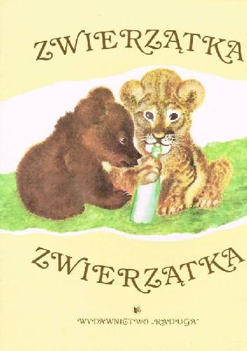 Okładka książki Zwierzątka zwierzątka