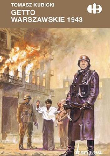 Okładka książki Getto warszawskie 1943