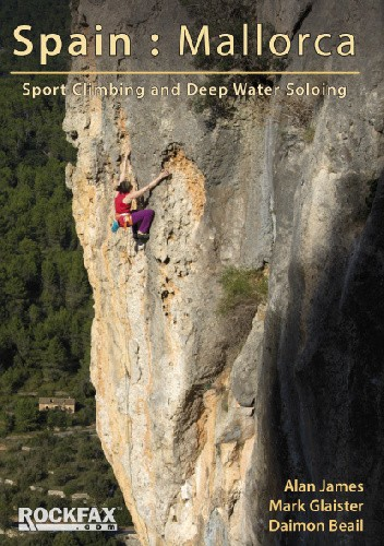 Okładka książki Spain : Mallorca. Sport Climbing and Deep Water Soloing