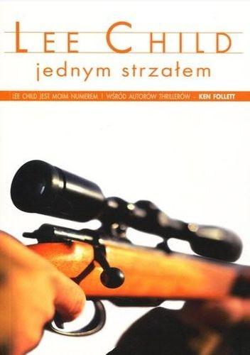 Okładka książki Jednym strzałem