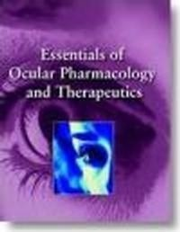 Okładka książki Essentials of Ocular Pharmacology & Therapeutics