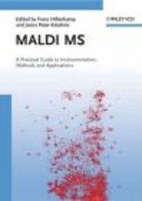 Okładka książki MALDI MS