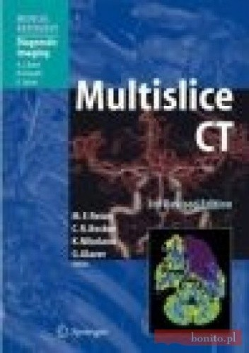 Okładka książki Multislice CT