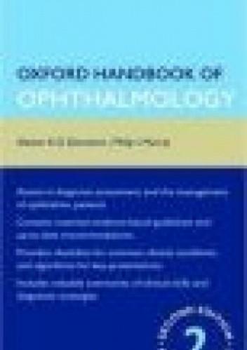 Okładka książki Oxford Handbook of Ophthalmology