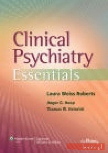 Okładka książki Clinical Psychiatry Essentials