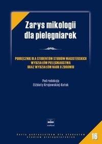 Okładka książki Zarys mikologii dla pielęgniarek