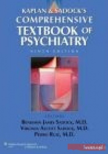 Okładka książki Kaplan &&& Sadock s Comprehensive Textbook of Psychiatry 2 vol