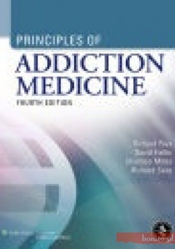 Okładka książki Principles of Addiction Medicine 4e