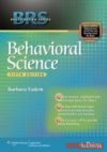 Okładka książki BRS Behavioral Science