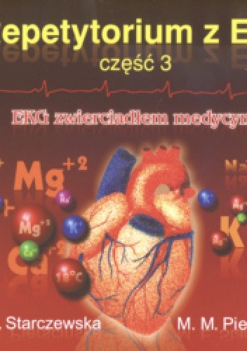 Okładka książki Repetytorium z EKG część 3