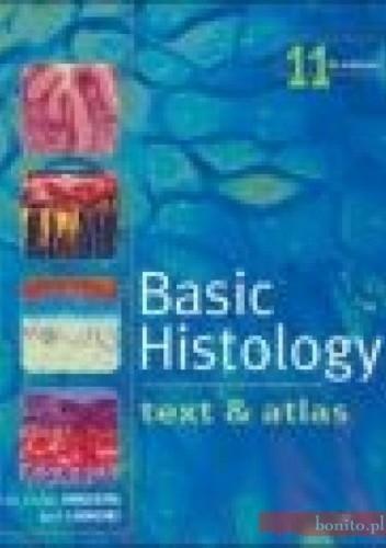 Okładka książki Basic Histology + CD-ROM