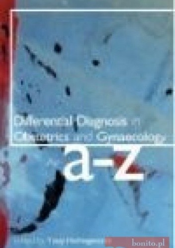 Okładka książki Differential Diagnosis in Obstetrics and Gynaecology An A-z