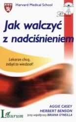 Okładka książki Jak walczyć z nadciśnieniem