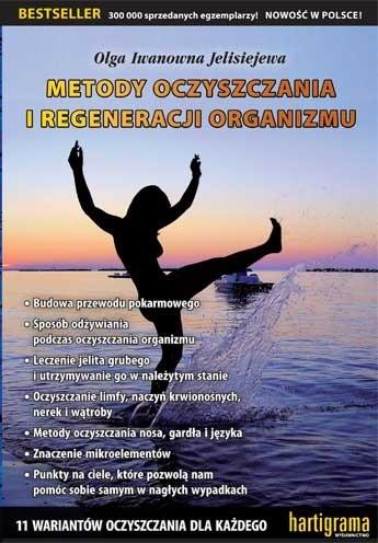 Okładka książki Metody oczyszczania i regeneracji organizmu