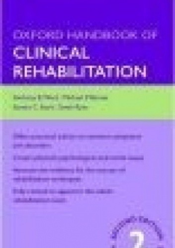 Okładka książki Oxford Handbook of Clinical Rehabilitation