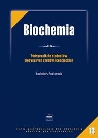 Okładka książki Biochemia