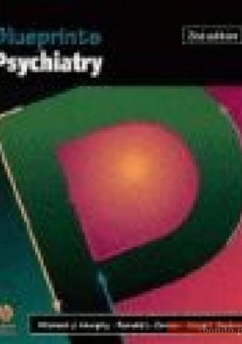 Okładka książki Blueprints Psychiatry 5e