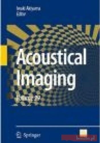 Okładka książki Acoustical Imaging v29