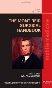 Okładka książki The Mont Reid Surgical Handbook