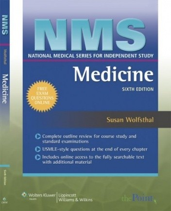 Okładka książki NMS Medicine