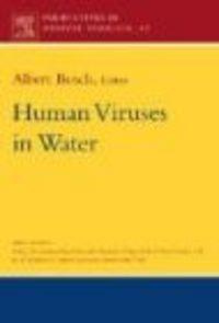Okładka książki Human Viruses in Water