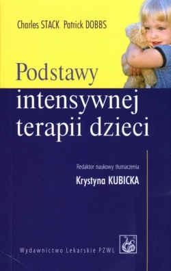 Okładka książki Podstawy intensywnej terapii dzieci