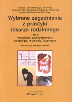 Okładka książki Wybrane zagadn. z prakt. lek. rodzinnego T. 8