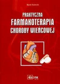 Okładka książki Praktyczna Farmakoterapia Choroby Wieńcowej Br