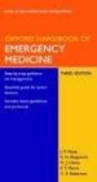 Okładka książki Oxford Handbook of Emergency Medicine 3e