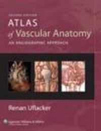 Okładka książki Atlas of Vascular Anatomy