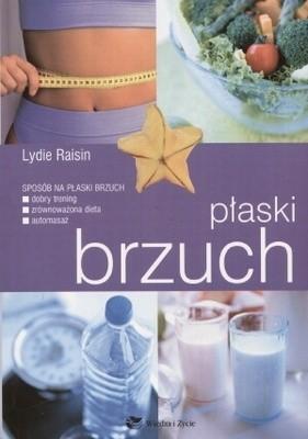 Okładka książki Płaski brzuch