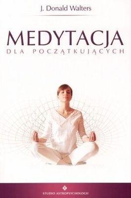 Okładka książki Medytacja dla początkujących