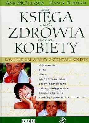 Okładka książki Księga zdrowia kobiety